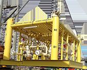 Subsea Safety Isolation Valve Module (SSIV)